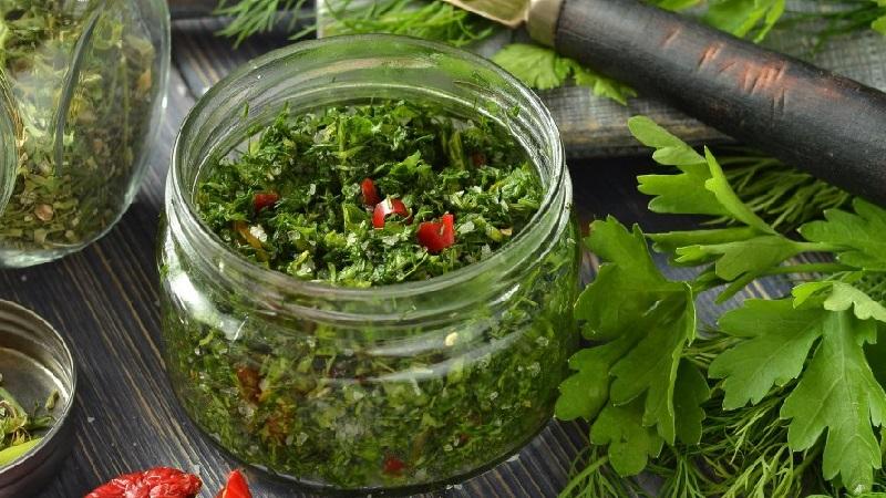 Лучшие рекомендации как заготовить петрушку на зиму и сохранить аромат