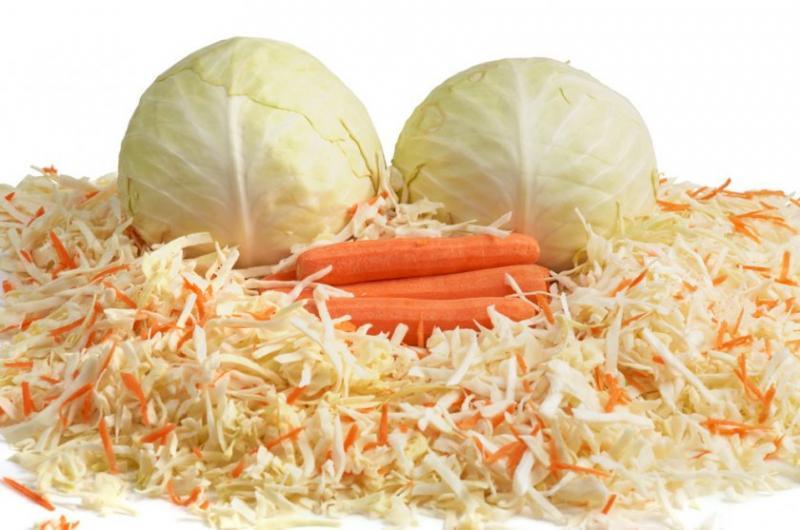 Сколько соли нужно при засолке капусты на 1 кг?