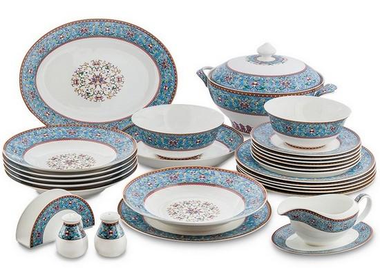 Как выбирать набор столовой посуды